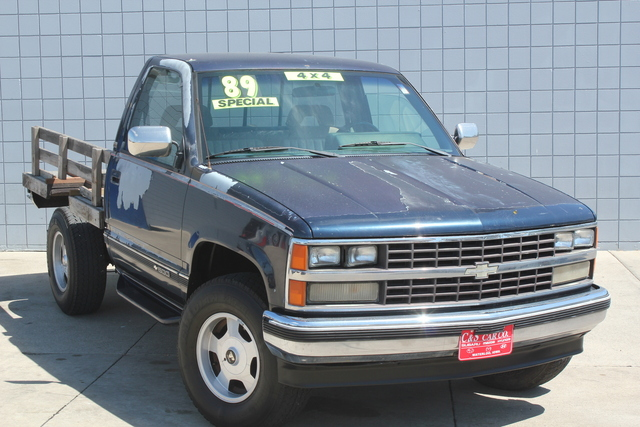 1989 Chevrolet 1/2 Ton Pickups  - C & S Car Company