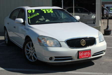 2007 Buick Lucerne CXS for Sale  - R14893  - C & S Car Company