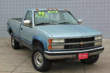 1990 Chevrolet 2500 Pickups Scottsdale for Sale  - 14532A  - C & S Car Company