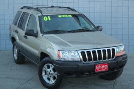 2001 Jeep Grand Cherokee Laredo 4WD for Sale  - 13384C  - C & S Car Company