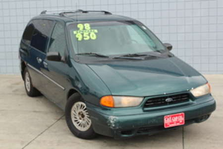 1998 Ford Windstar GL for Sale  - 14475A  - C & S Car Company
