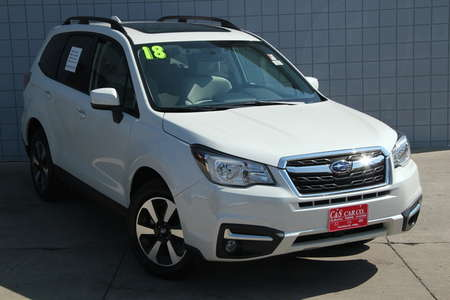 2018 Subaru Forester 2.5i Premium w/Eyesight for Sale  - SB6163  - C & S Car Company