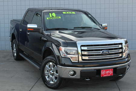 2014 Ford F-150 Lariat Supercrew 4WD for Sale  - 14734  - C & S Car Company