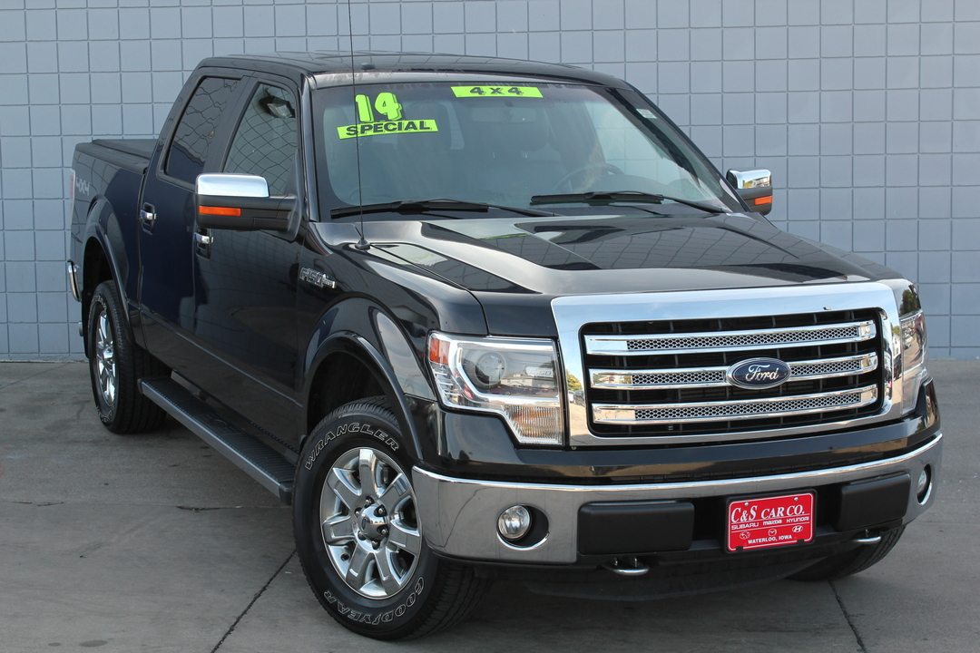 2014 Ford F-150  - C & S Car Company