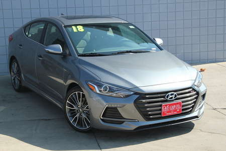 2018 Hyundai Elantra Sport for Sale  - HY7451  - C & S Car Company