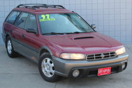 1997 Subaru Legacy Outback for Sale  - HY6770E1  - C & S Car Company