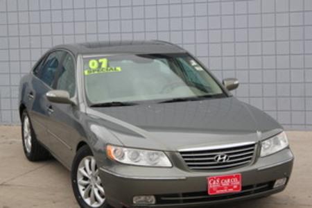 2007 Hyundai Azera Limited for Sale  - MA2429A  - C & S Car Company