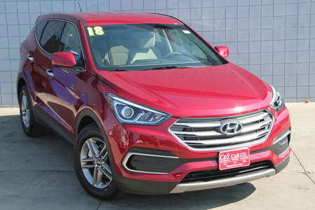 2018 Hyundai Santa Fe Sport 2.4L AWD for Sale  - HY7457  - C & S Car Company