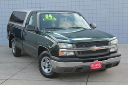2004 Chevrolet Silverado 1500 REG CAB 2WD 119WB for Sale  - 13897C1  - C & S Car Company