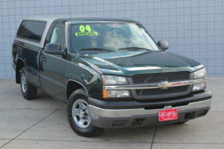 2004 Chevrolet Silverado 1500 REG CAB 2WD 119WB for Sale  - 13897C1  - C & S Car Company