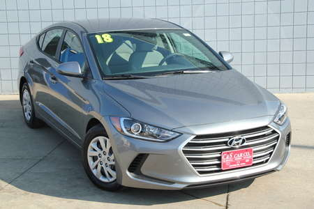 2018 Hyundai Elantra  for Sale  - HY7452  - C & S Car Company