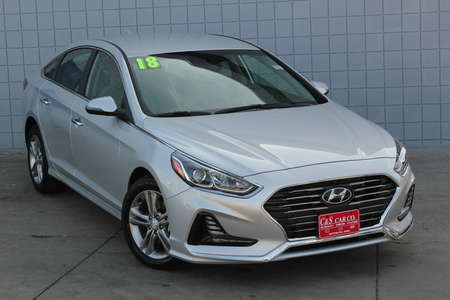 2018 Hyundai Sonata SEL for Sale  - HY7440  - C & S Car Company