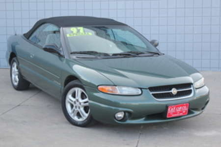 1997 Chrysler Sebring JXi Convertible for Sale  - 14355A  - C & S Car Company