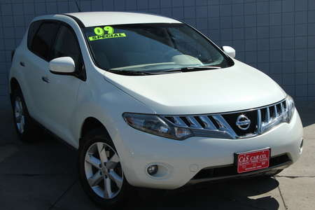 2009 Nissan Murano SL  AWD for Sale  - SB6125A  - C & S Car Company