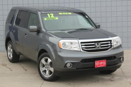 2012 Honda Pilot EX  4WD for Sale  - 14537  - C & S Car Company