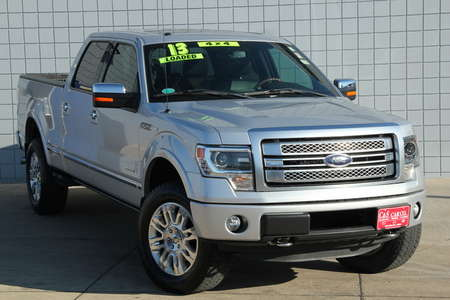2013 Ford F-150 Platinum Supercrew 4WD for Sale  - MA2537C  - C & S Car Company