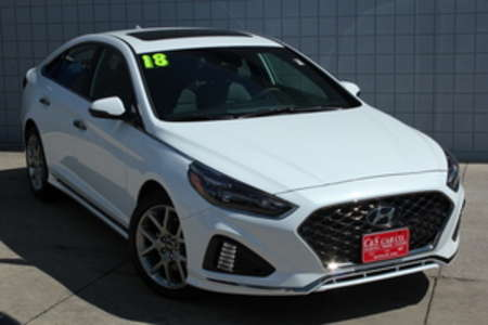 2018 Hyundai Sonata 2.0T Limited for Sale  - HY7388  - C & S Car Company