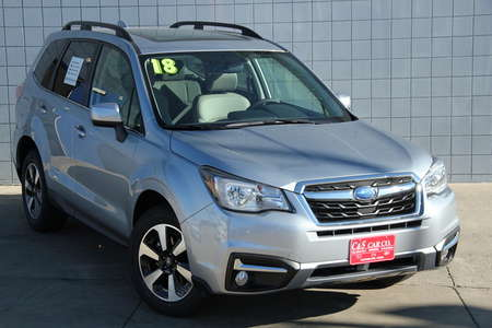 2018 Subaru Forester 2.5i Limited for Sale  - SB6214  - C & S Car Company