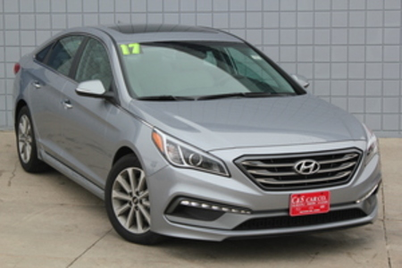 2017 Hyundai Sonata Limited 2.4L for Sale  - HY7242  - C & S Car Company