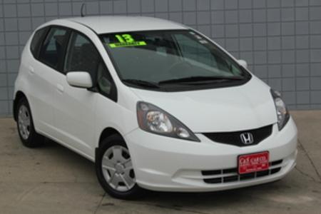 2013 Honda Fit 5D Hatchback for Sale  - 14538  - C & S Car Company