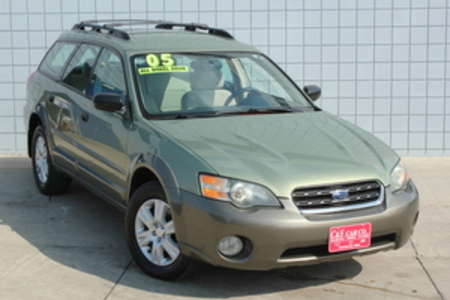 2005 Subaru Legacy Wagon 2.5i Premium for Sale  - SB5492A  - C & S Car Company