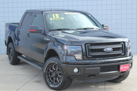 2013 Ford F-150 Limited Supercrew 4WD for Sale  - 14459  - C & S Car Company