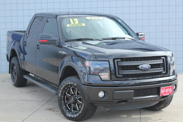 2013 Ford F-150  - C & S Car Company