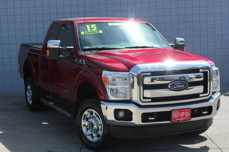 2015 Ford F-250 Lariat Supercab 4WD for Sale  - 14736  - C & S Car Company