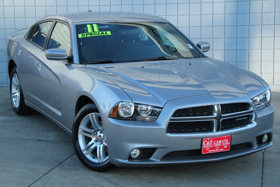 2011 Dodge Charger  - C & S Car Company