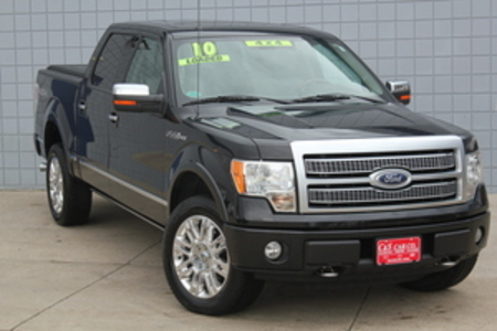2010 Ford F-150 Platinum Supercrew 4WD for Sale  - 14458  - C & S Car Company