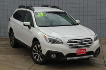 2016 Subaru Outback 2.5i Limited for Sale  - SB5848A  - C & S Car Company