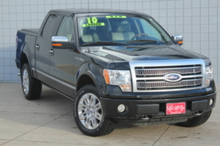 2010 Ford F-150 Platinum Supercrew 4WD for Sale  - 14457  - C & S Car Company
