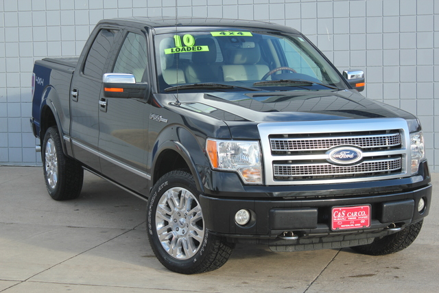 2010 Ford F-150  - C & S Car Company