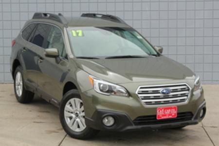 2017 Subaru Outback 2.5i Premium w/Eyesight for Sale  - SB5970  - C & S Car Company