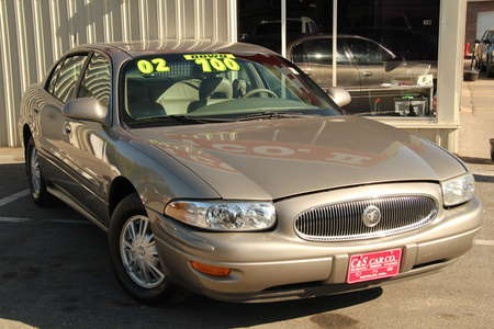 2002 Buick LeSabre Limited for Sale  - R14721  - C & S Car Company