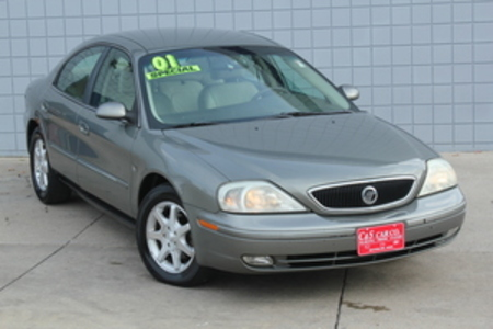 2001 Mercury Sable LS for Sale  - MA2694A  - C & S Car Company