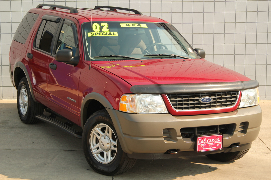 2002 Ford Explorer  - C & S Car Company