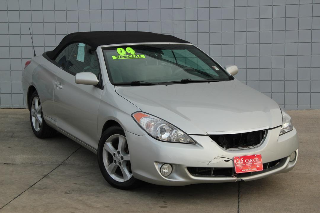 2004 Toyota Camry Solara  - C & S Car Company