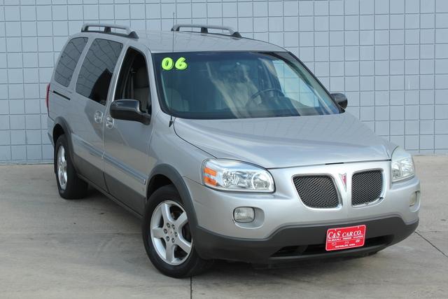2006 Pontiac Montana SV6  - C & S Car Company