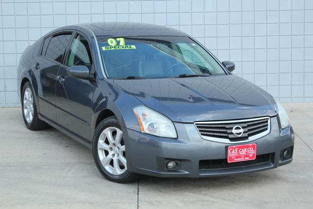 2007 Nissan Maxima  - C & S Car Company