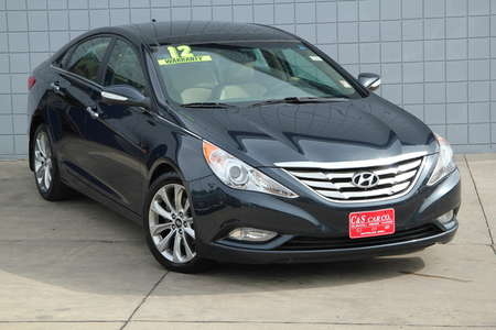 2012 Hyundai Sonata 2.0T Limited for Sale  - HY7430A  - C & S Car Company