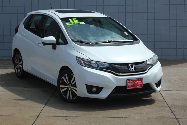 2015 honda fit ex 5d hatchback stock hy7280a waterloo ia. Black Bedroom Furniture Sets. Home Design Ideas