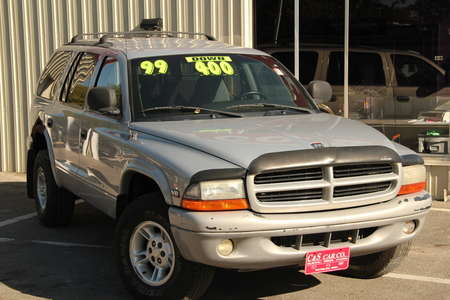 1999 Dodge Durango SLT  4WD for Sale  - R14725  - C & S Car Company