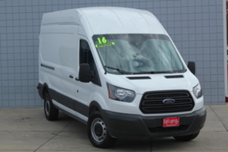 2016 Ford Transit Cargo Van T-250 High Roof for Sale  - 14374  - C & S Car Company