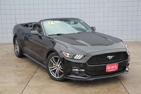 2016 Ford Mustang Premium Convertible for Sale  - 14801  - C & S Car Company