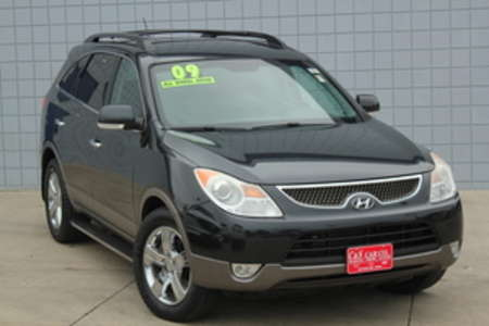 2009 Hyundai Veracruz Limited AWD for Sale  - 14462A  - C & S Car Company