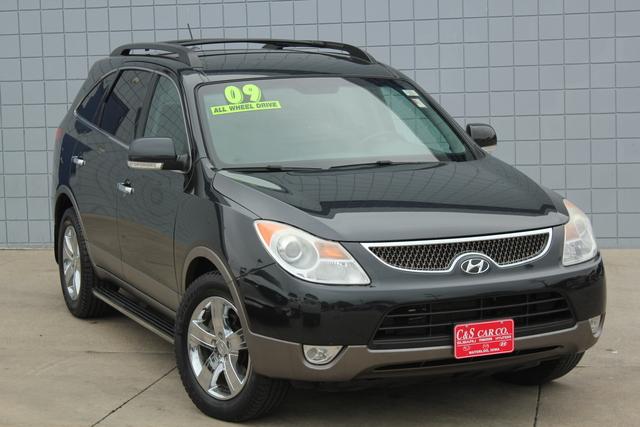 2009 Hyundai Veracruz  - C & S Car Company