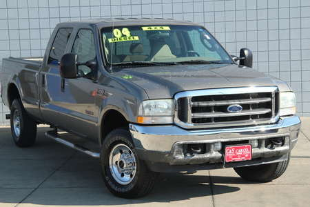 2004 Ford F-250 XLT Crew Cab 4WD for Sale  - MA2443D  - C & S Car Company