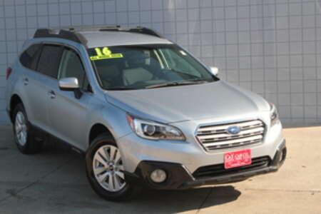 2016 Subaru Outback 2.5i Premium for Sale  - SB5580A  - C & S Car Company