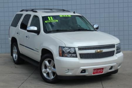 2011 Chevrolet Tahoe LTZ 4WD for Sale  - 14611  - C & S Car Company